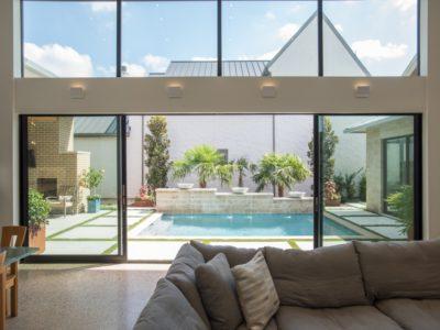 Coppell Modern Garden Home Portfolio Image 4
