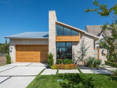 Coppell Modern Garden Home Portfolio Image 7