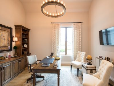 Coppell Parisian Garden Home Portfolio Image 5