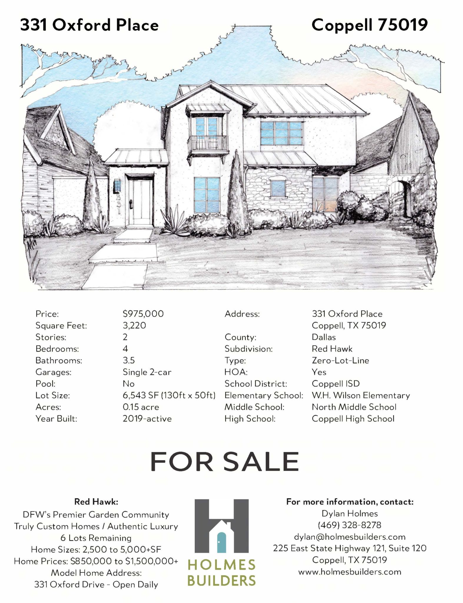 331 Oxford For Sale